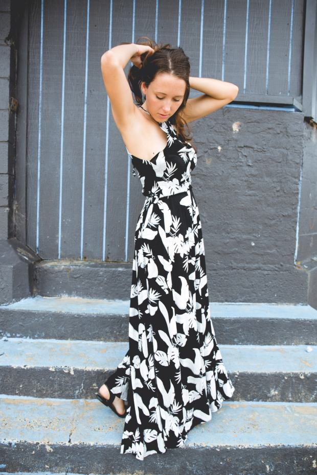 piezloves - Glassons Maxi Dress-4