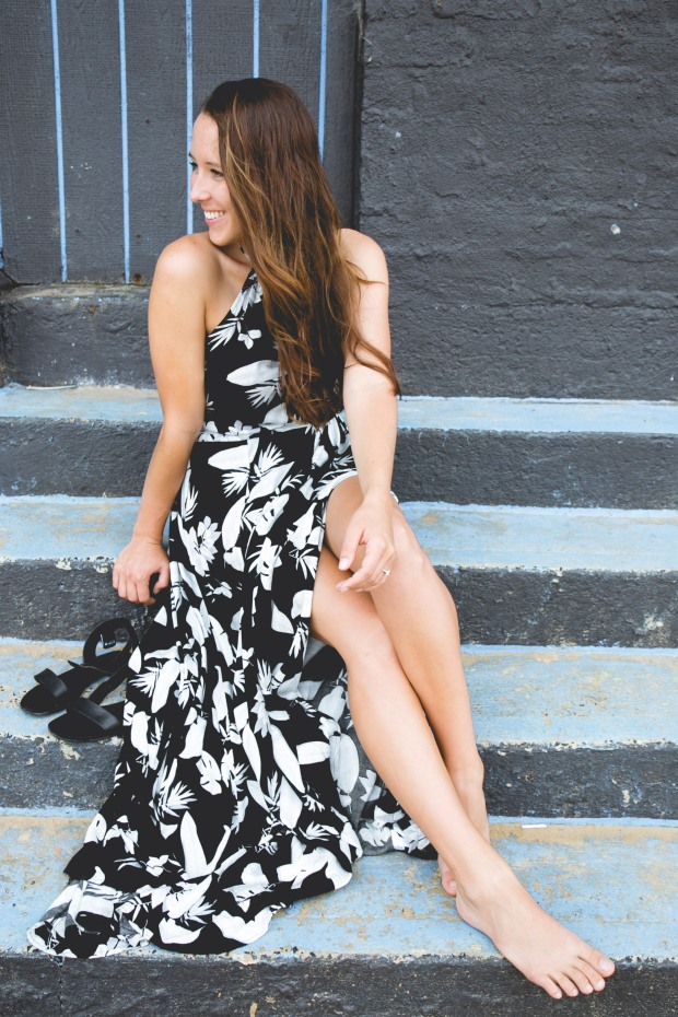 piezloves - Glassons Maxi Dress-9
