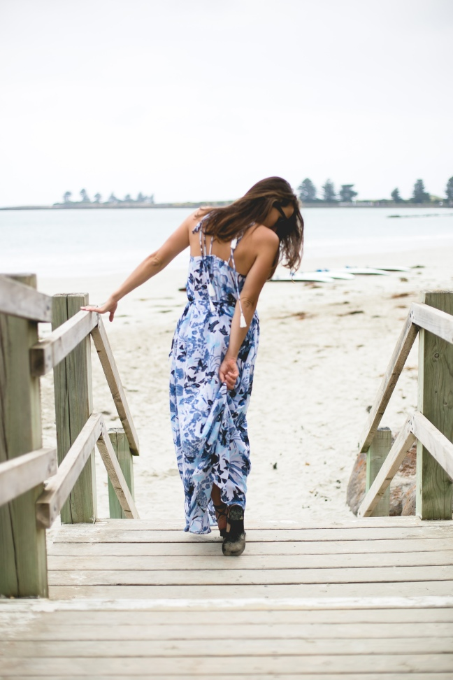 Faithfull Getaway Dress Port Fairy piezloves-15