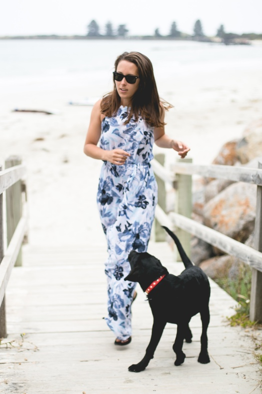Faithfull Getaway Dress Port Fairy piezloves-2