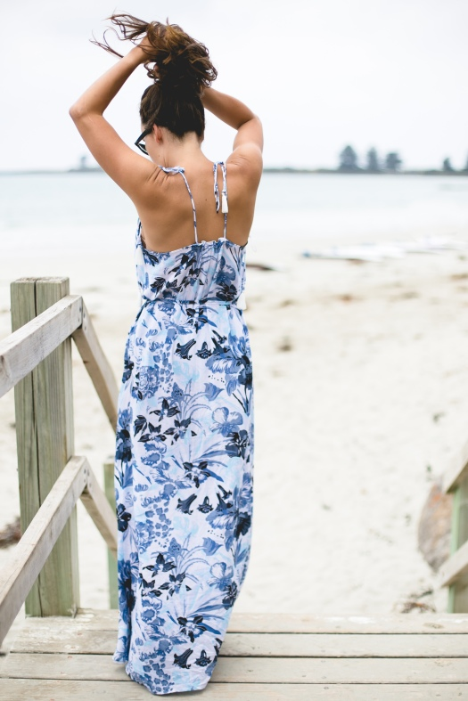 Faithfull Getaway Dress Port Fairy piezloves-4