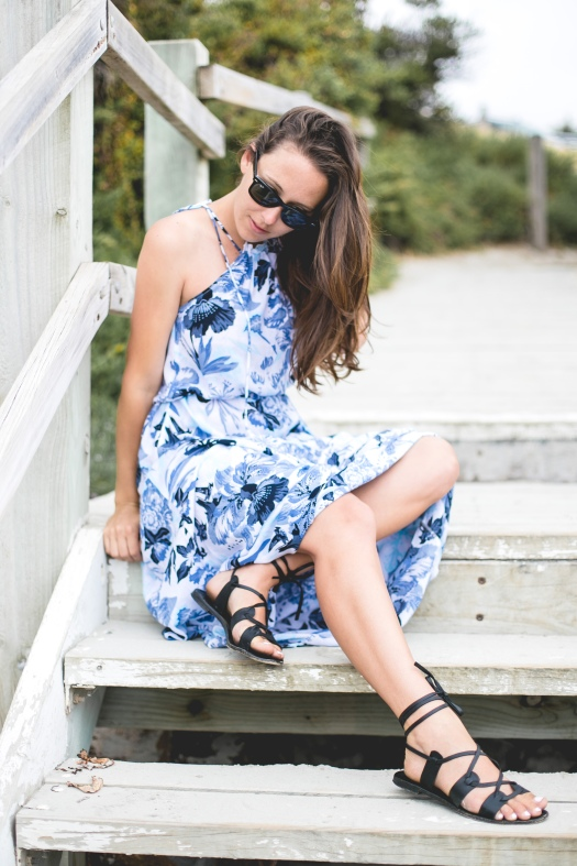 Faithfull Getaway Dress Port Fairy piezloves-6